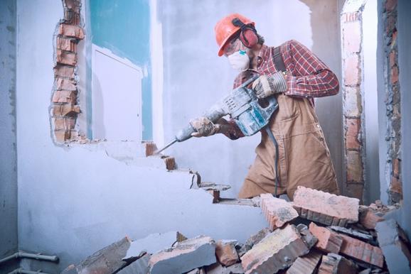 Ouverture des murs
