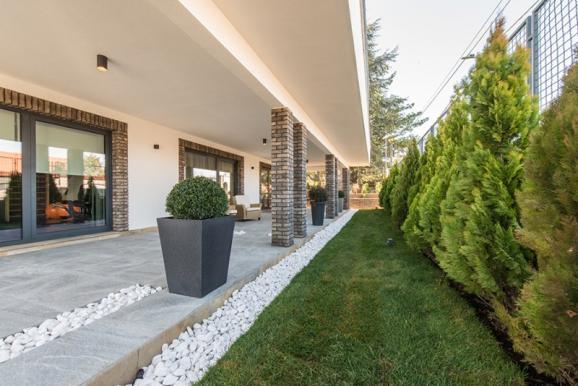 Création de terrasses