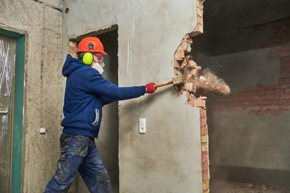 Frangement mur